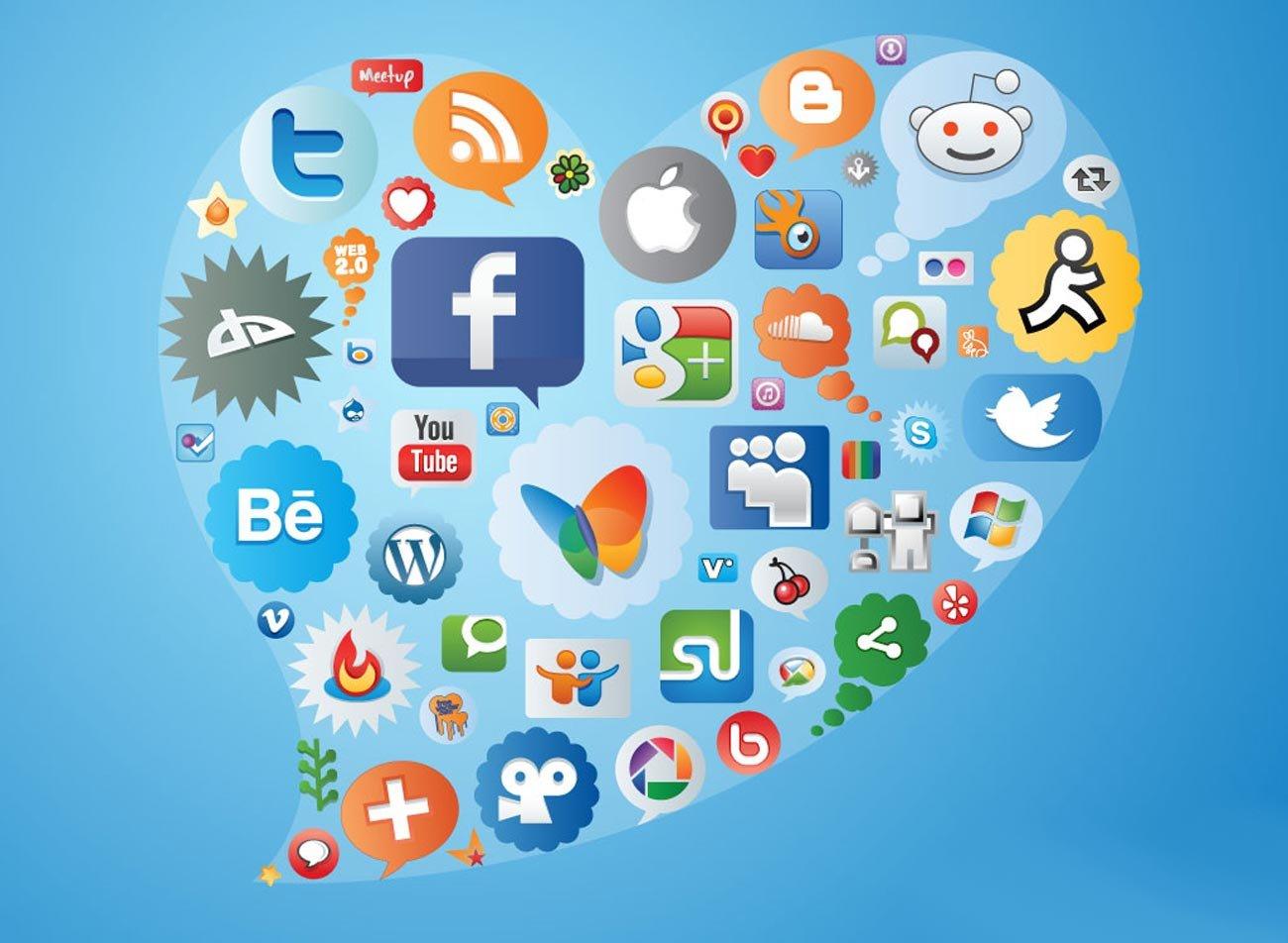 Социальные сети - список популярных в россии