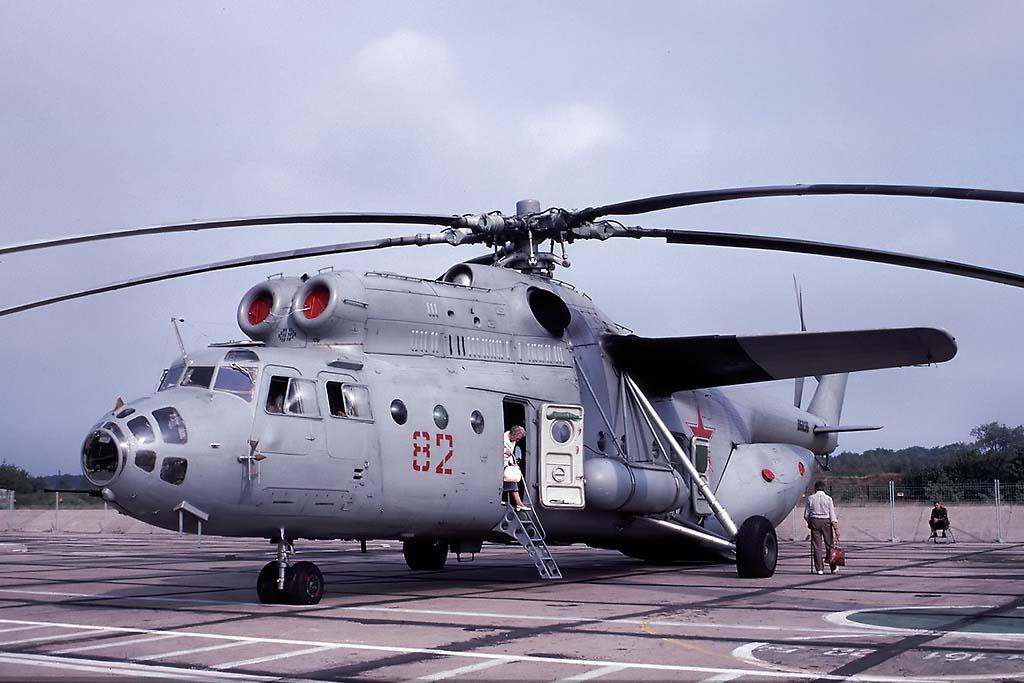 Советский тяжёлый многоцелевой вертолёт ми-6 советский тяжёлый многоцелевой вертолёт ми-6