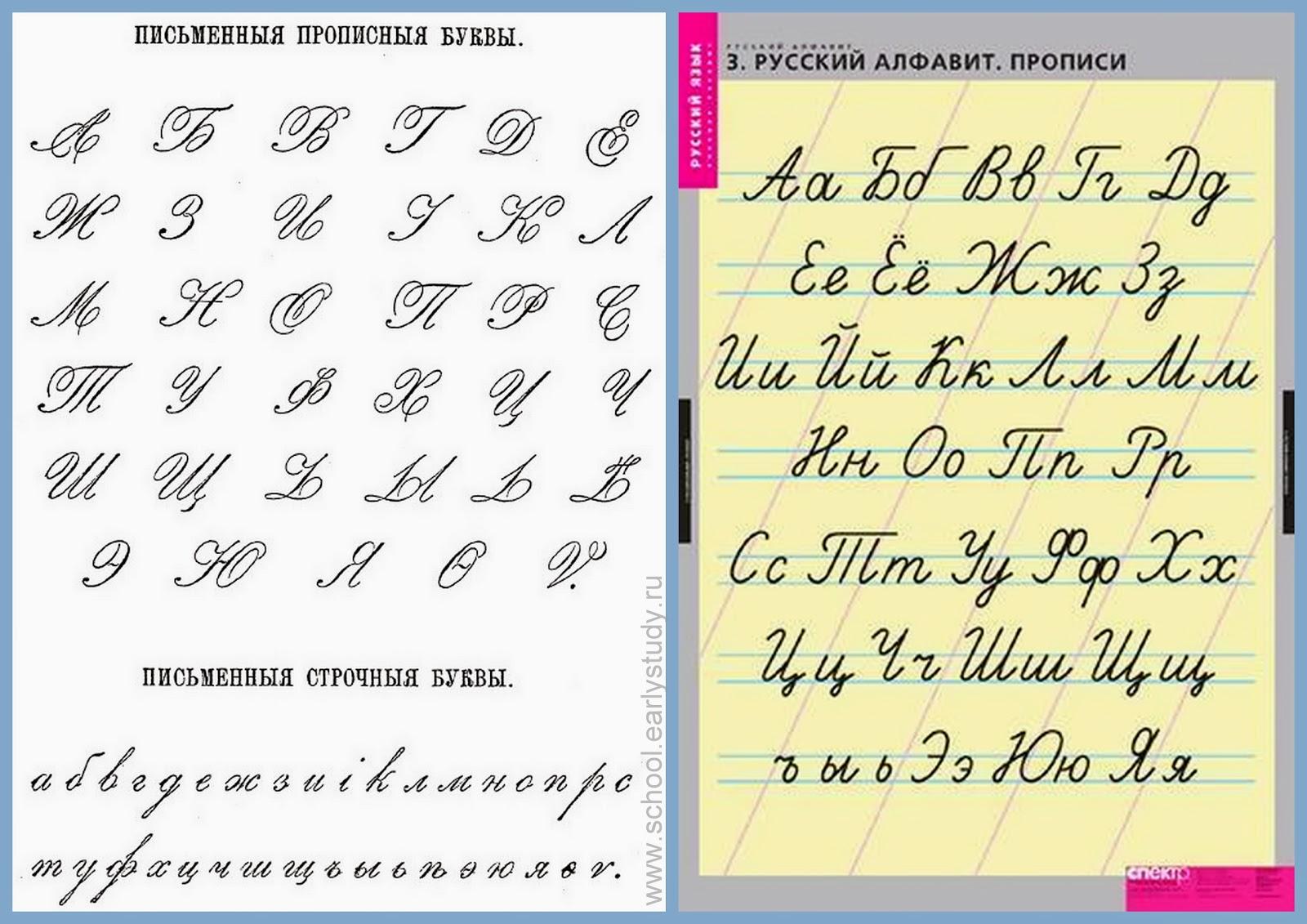 Чем отличаются прописные буквы от строчных