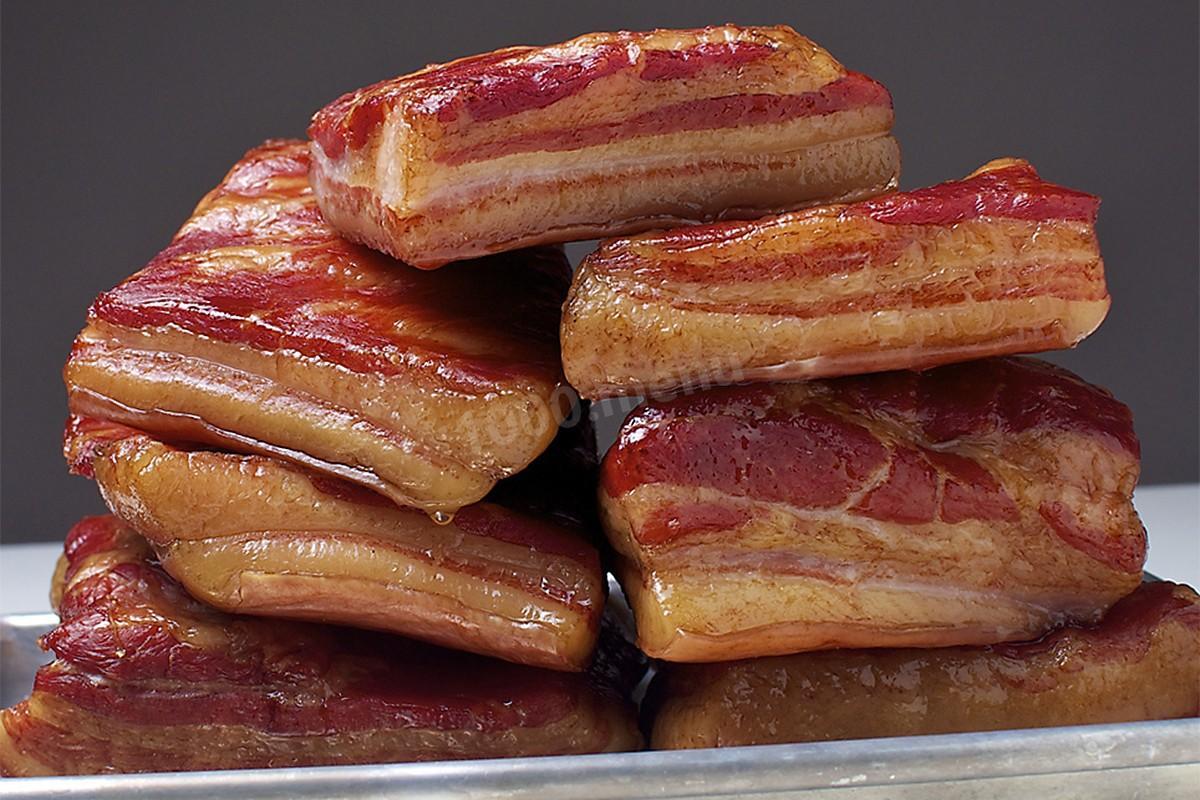 Свиная запеченная щековина - пошаговый рецепт в духовке