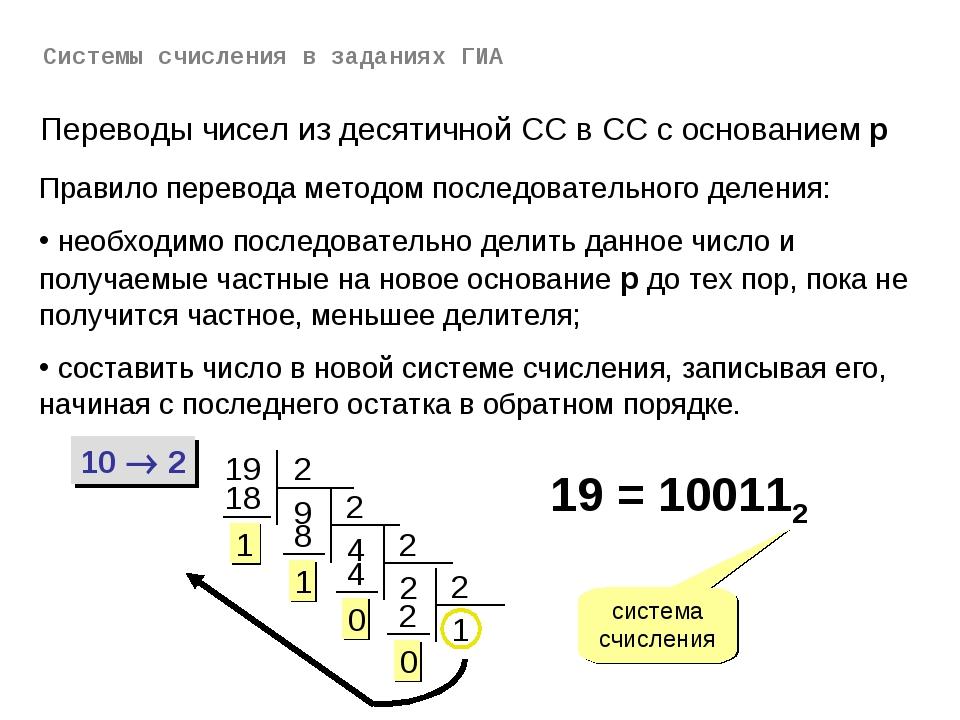 Троичная система счисления