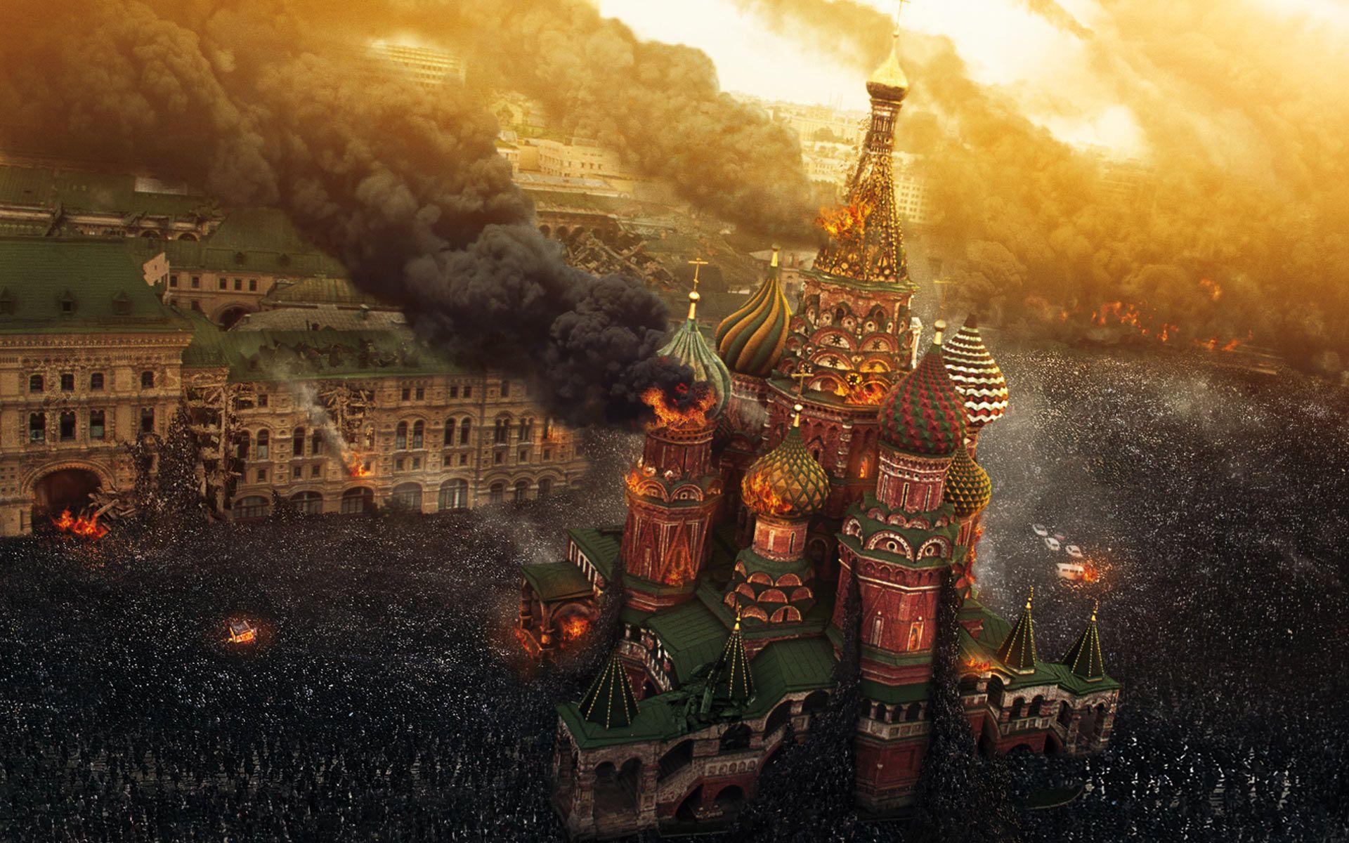 Что такое постапокалипсис и чем он привлекает? | pravdaonline.ru