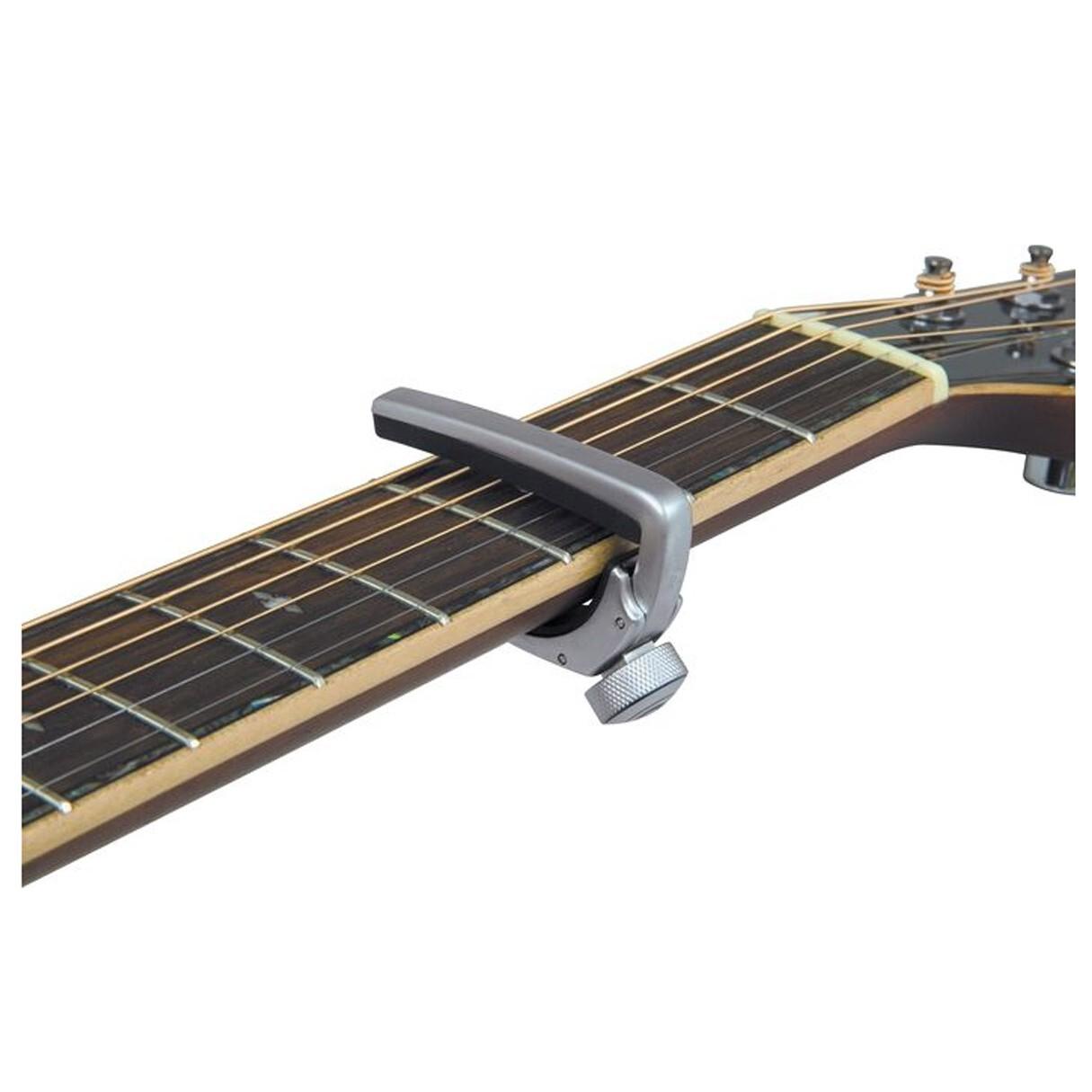 Что такое каподастр для гитары