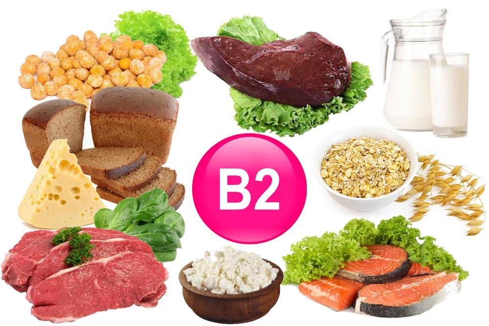 Рибофлавин, витамин b2. описание, свойства, влияние на организм