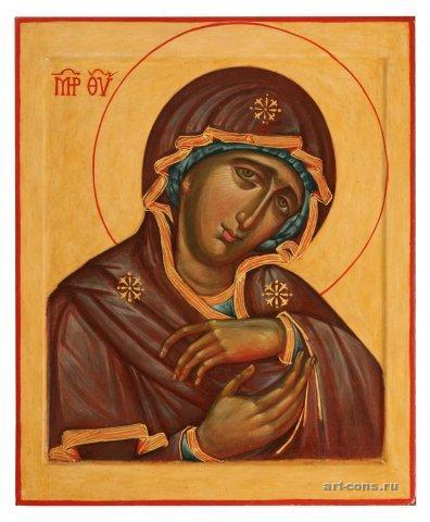 Праздник в честь иконы божией матери «достойно есть» («милующая»)