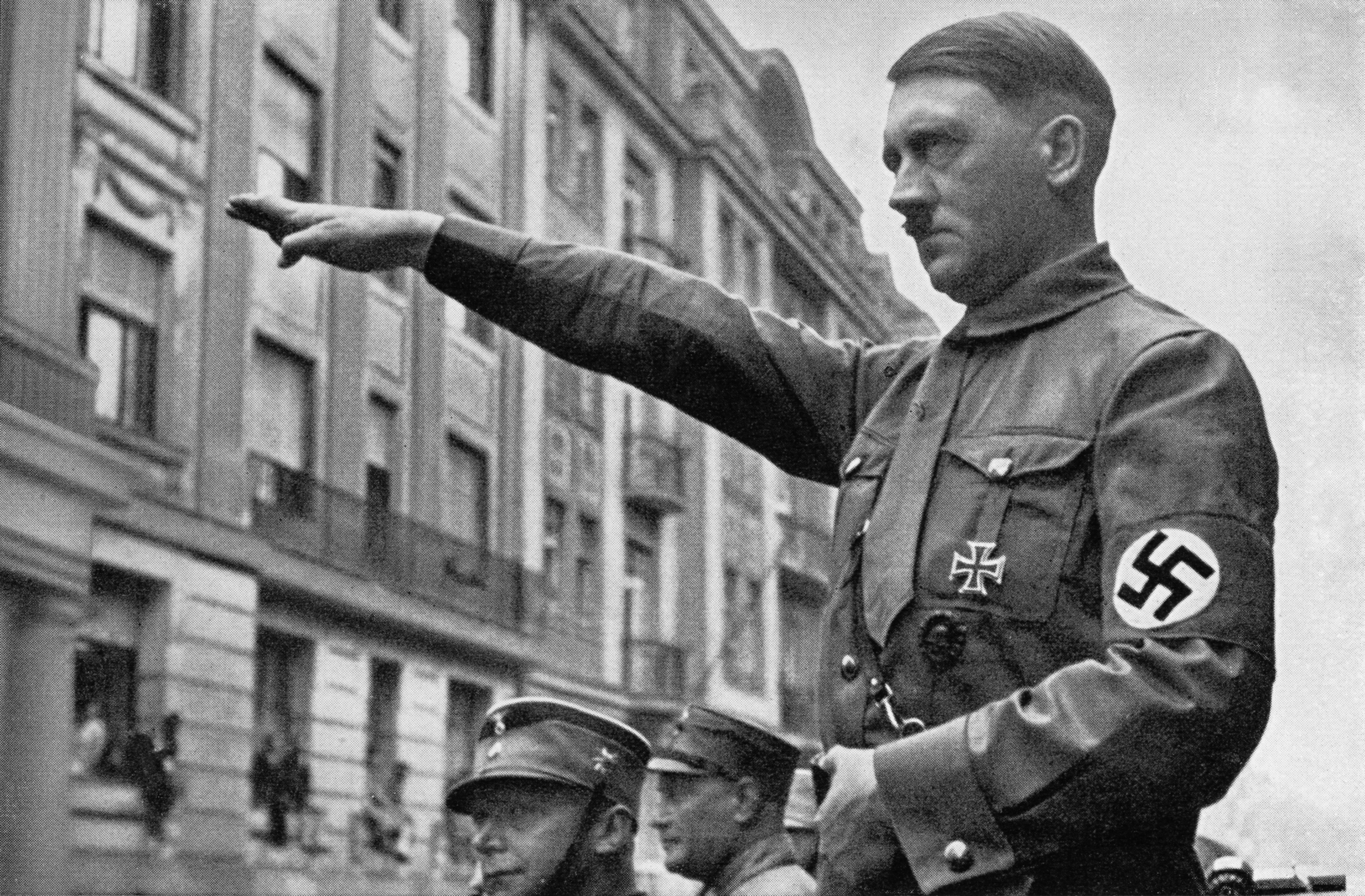 Нацистское приветствие — википедия с видео // wiki 2