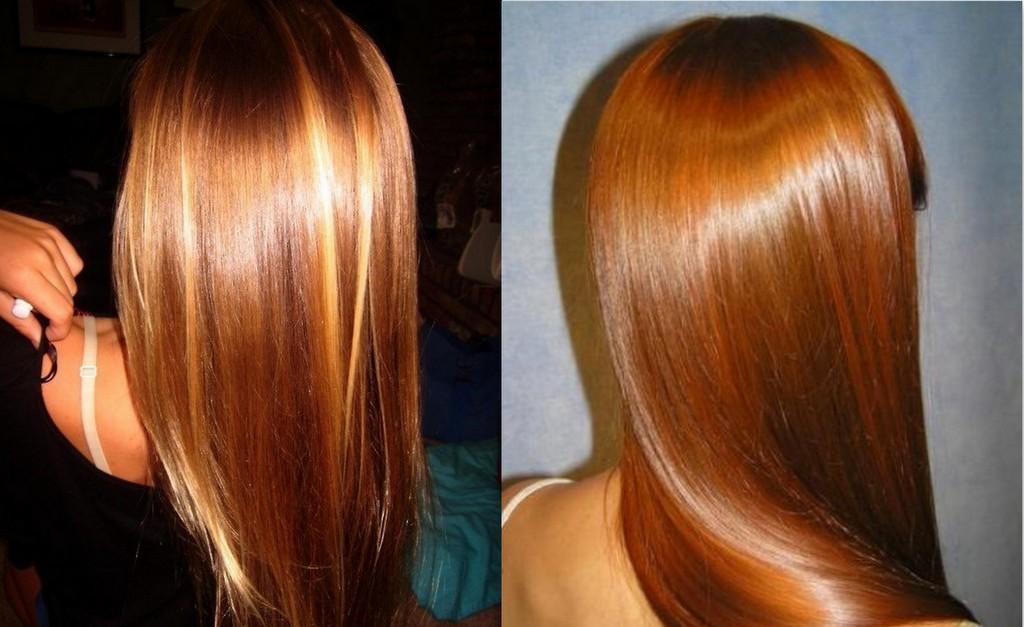 Домашнее и салонное ламинирование волос