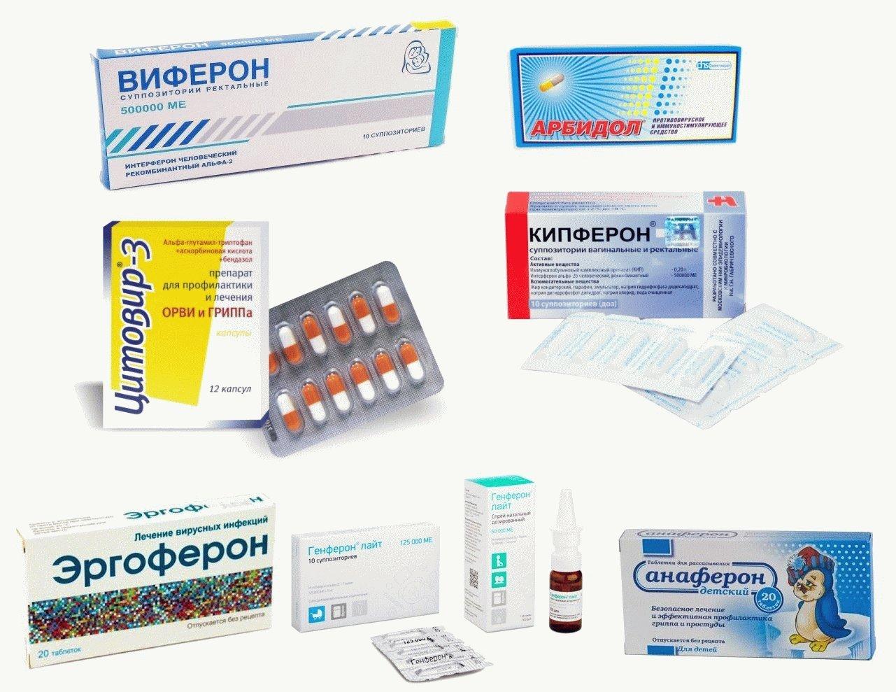 Иммуностимуляторы против короновируса: применение и профилактика, препараты