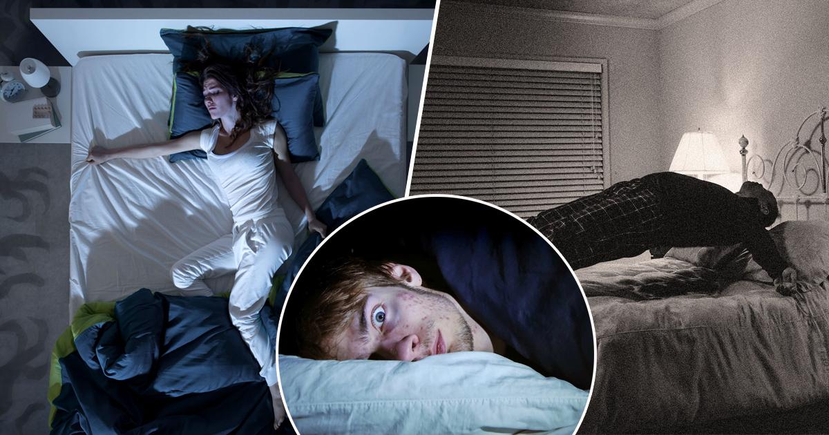 Что такое сонный паралич и чем он опасен