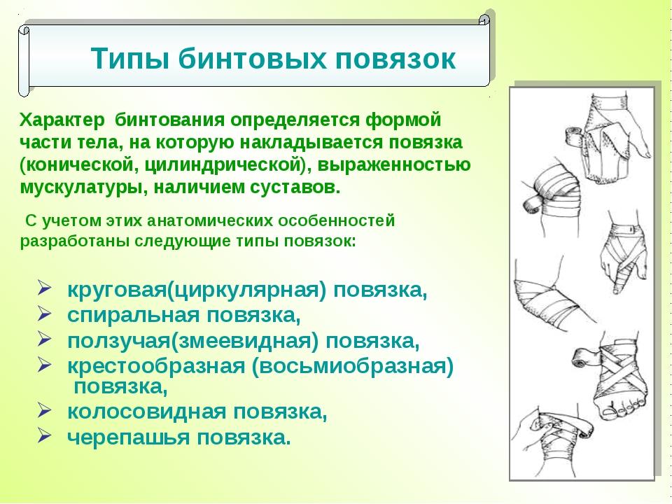 Десмургия - это учение о повязках и методах их наложения. перевязочный материал: виды и классификация по назначению :: syl.ru