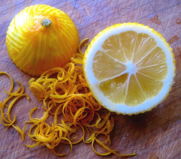 Цедра лимона одна из ярких, полезных и ароматных пряностей