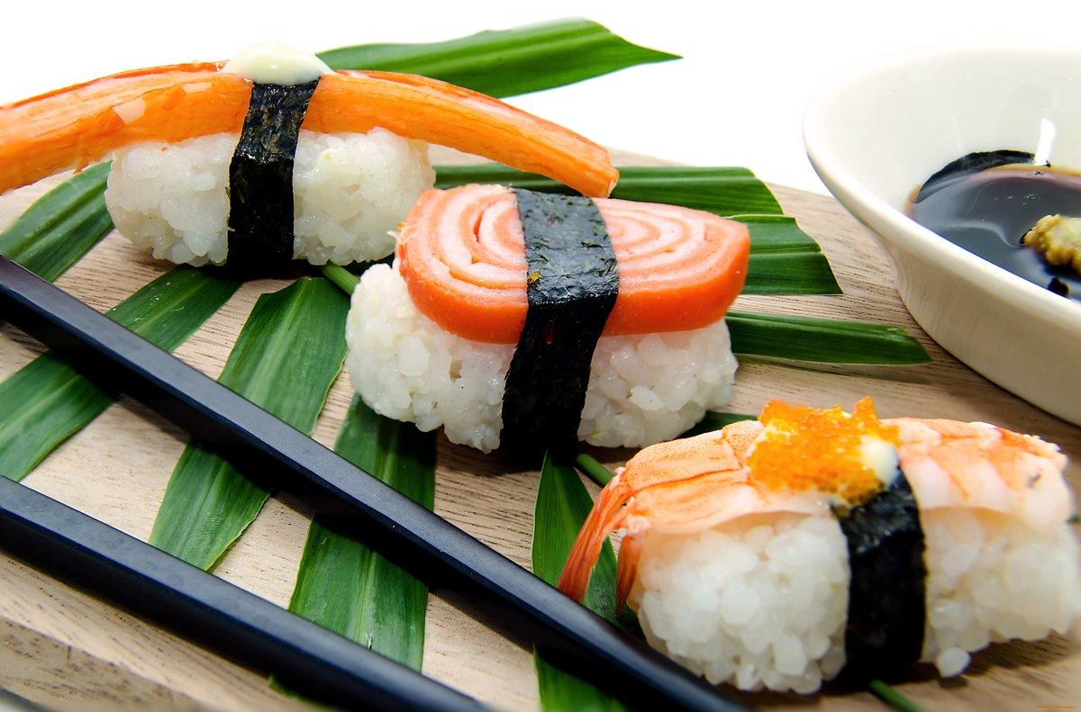 Все про суши: история, виды, ингредиенты