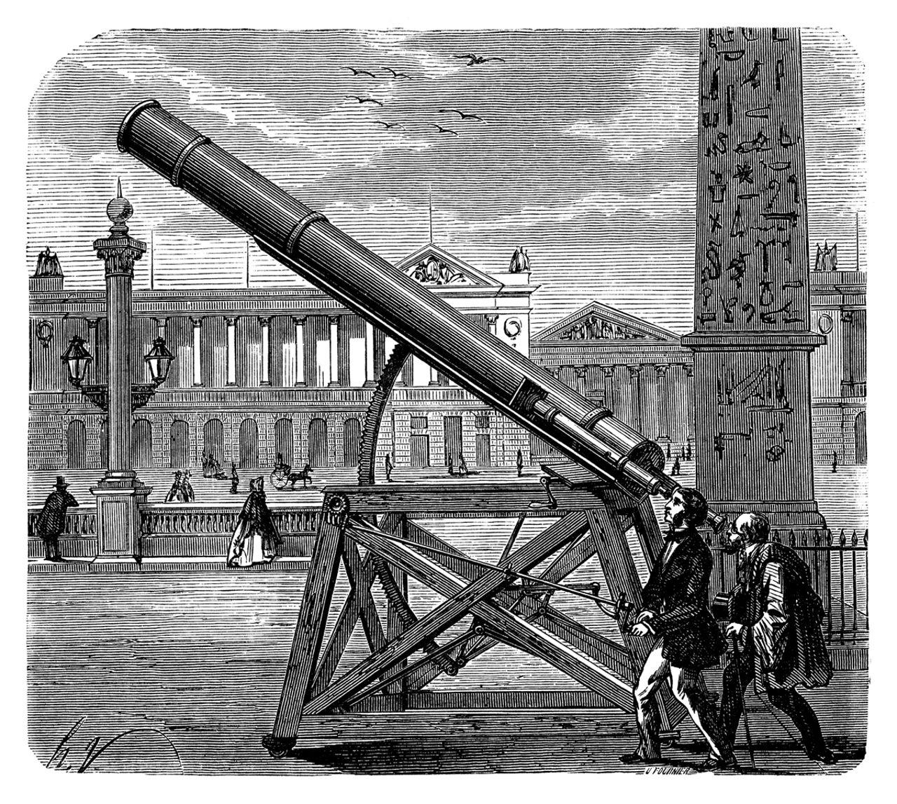 12 крупнейших телескопов в мире