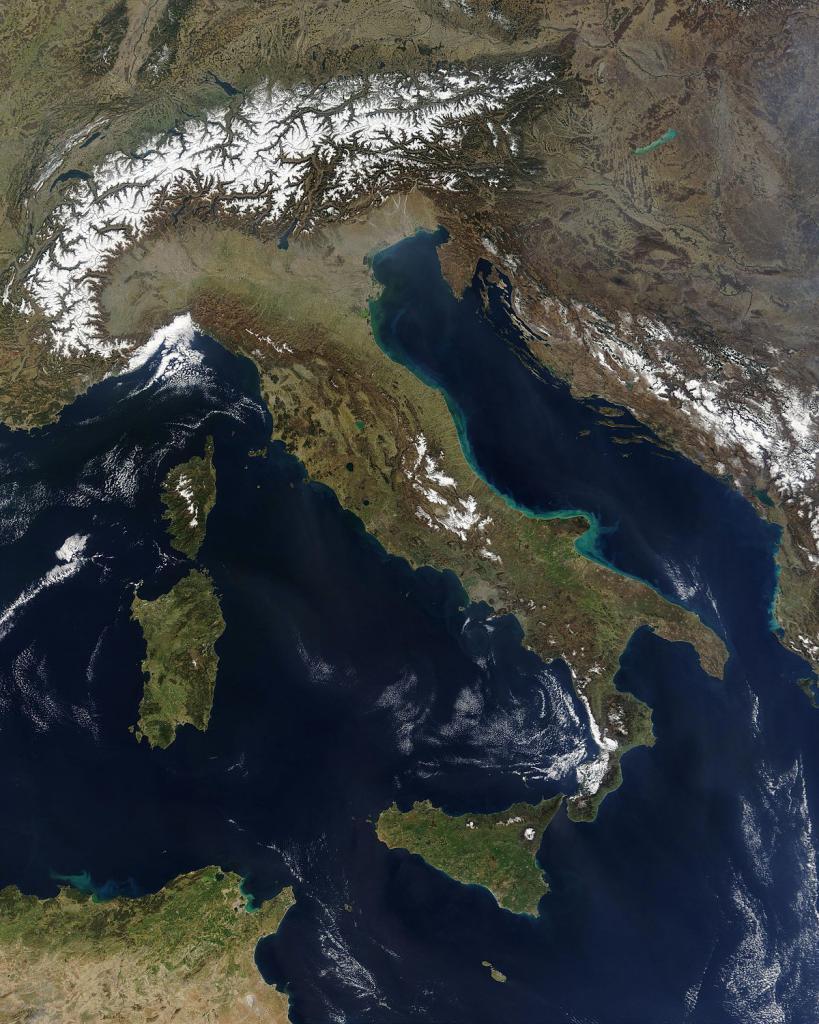 Что такое полуостров? определение и различные факты