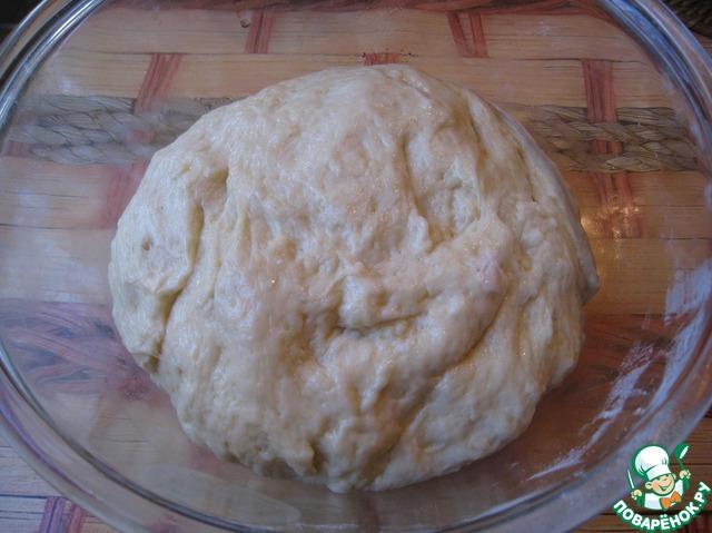 """Хлеб """"бриошь"""" - 6 пошаговых фото в рецепте"""