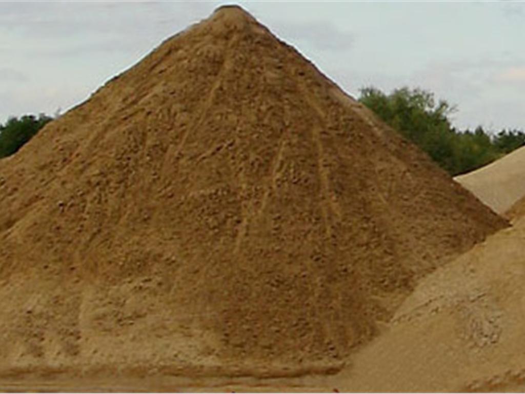 Что такое песок? виды песка