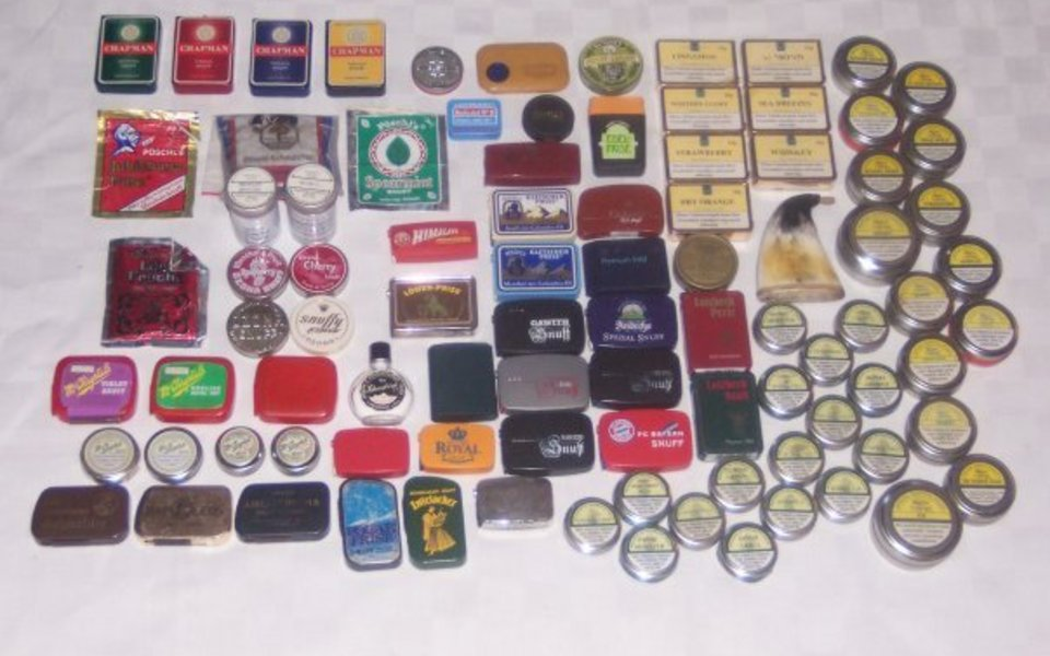 Что такое снафф (нюхательный табак)