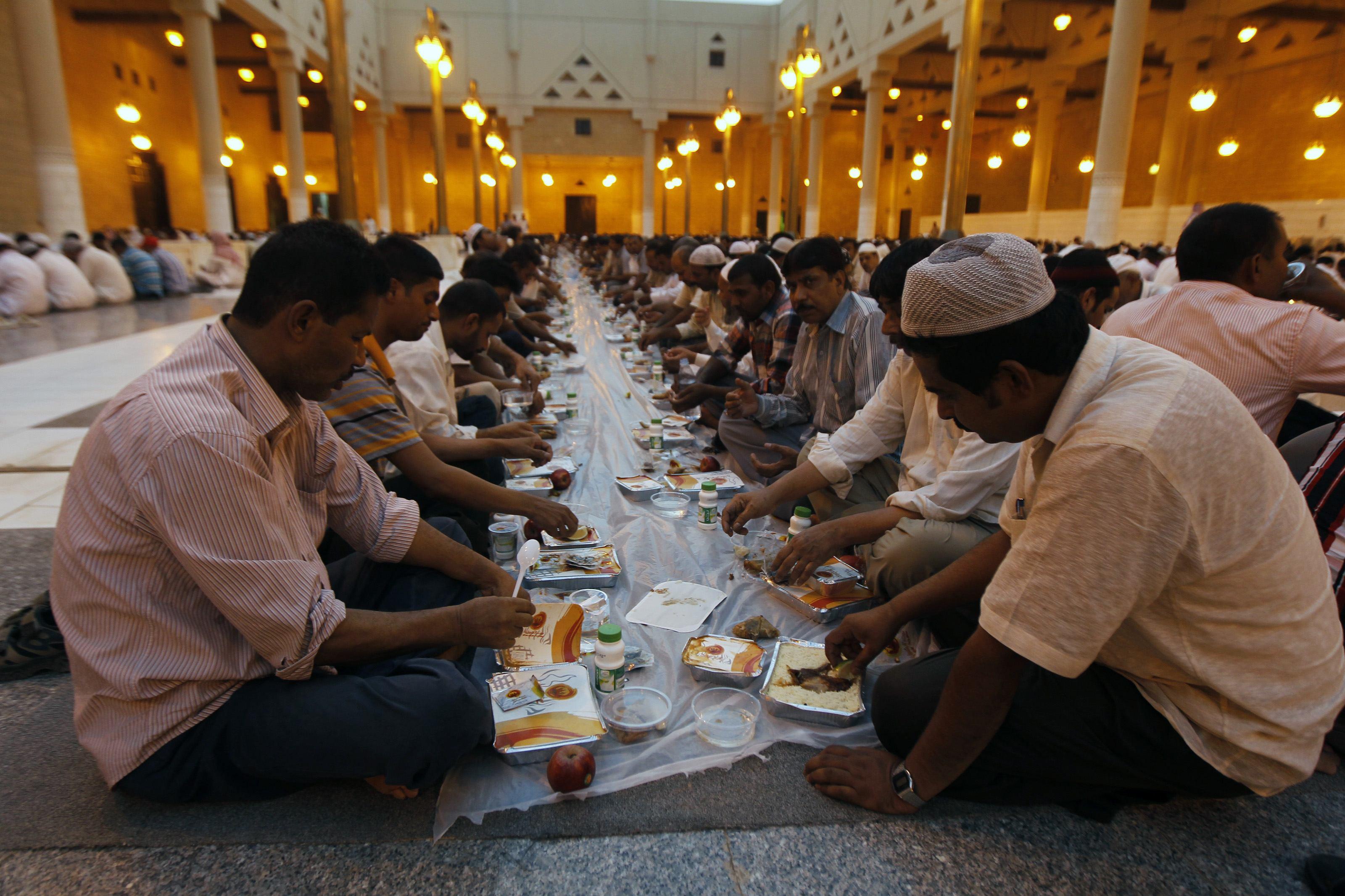 Рамадан — история праздника   исторический документ