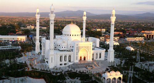 Мечеть - исламская энциклопедия