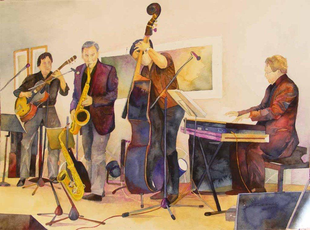 Музыкальная импровизация — википедия. что такое музыкальная импровизация