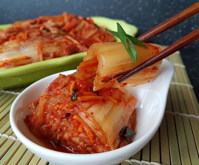 Кимчхи (чимчи) – кулинарный рецепт