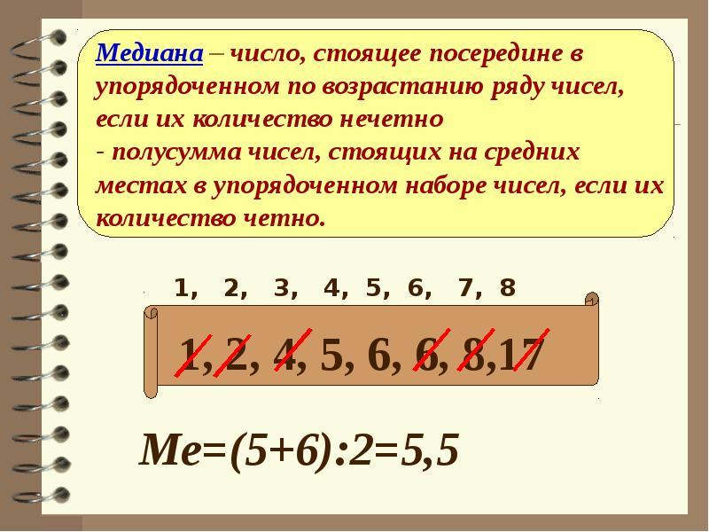 3. структурные средние величины. мода и медиана