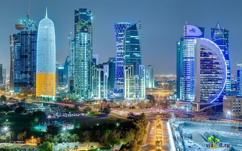 Катар: история, культура и общие сведения