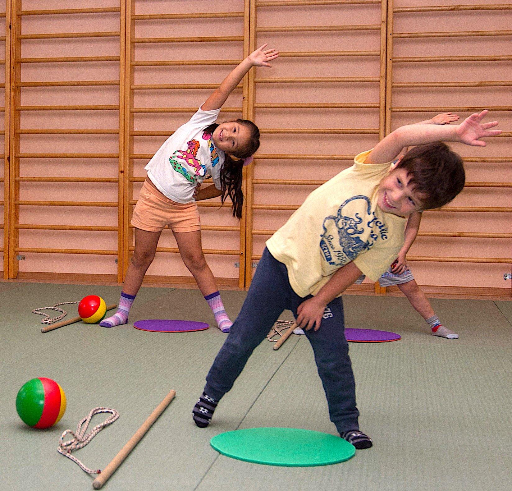 Физическая подготовка | спортсправка