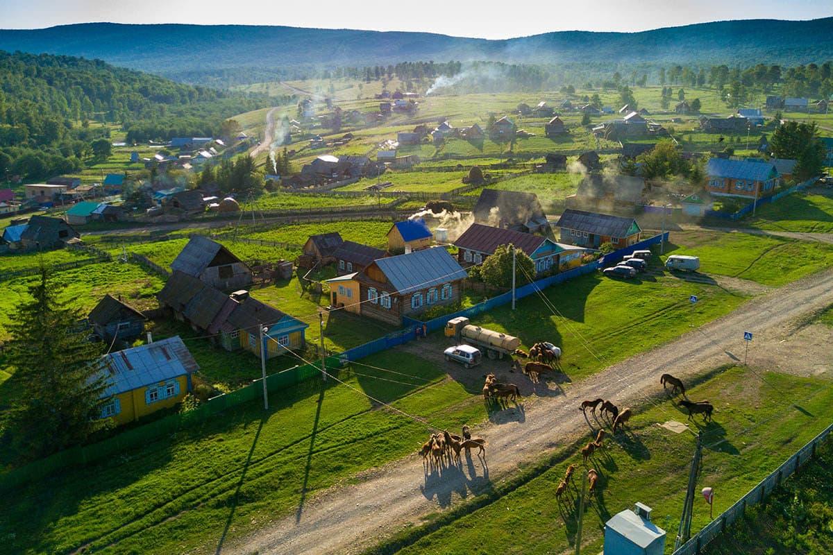 Что такое деревня, село – определение и отличительные особенности