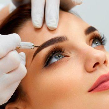 Перманентный макияж бровей: что нужно знать (в 2020)
