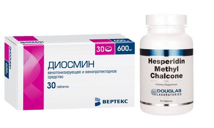 Гесперидин - инструкция по применению, цена, отзывы и аналоги