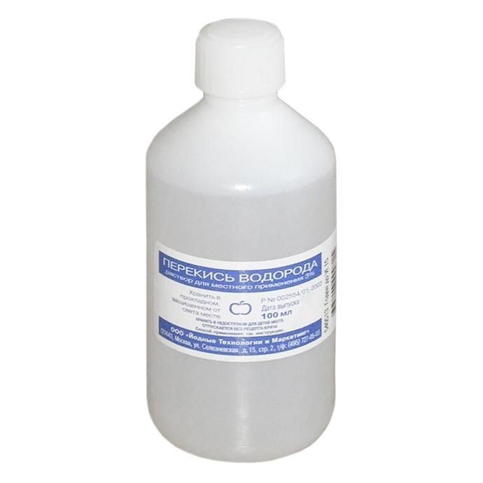 50 способов применения перекиси водорода :: инфониак