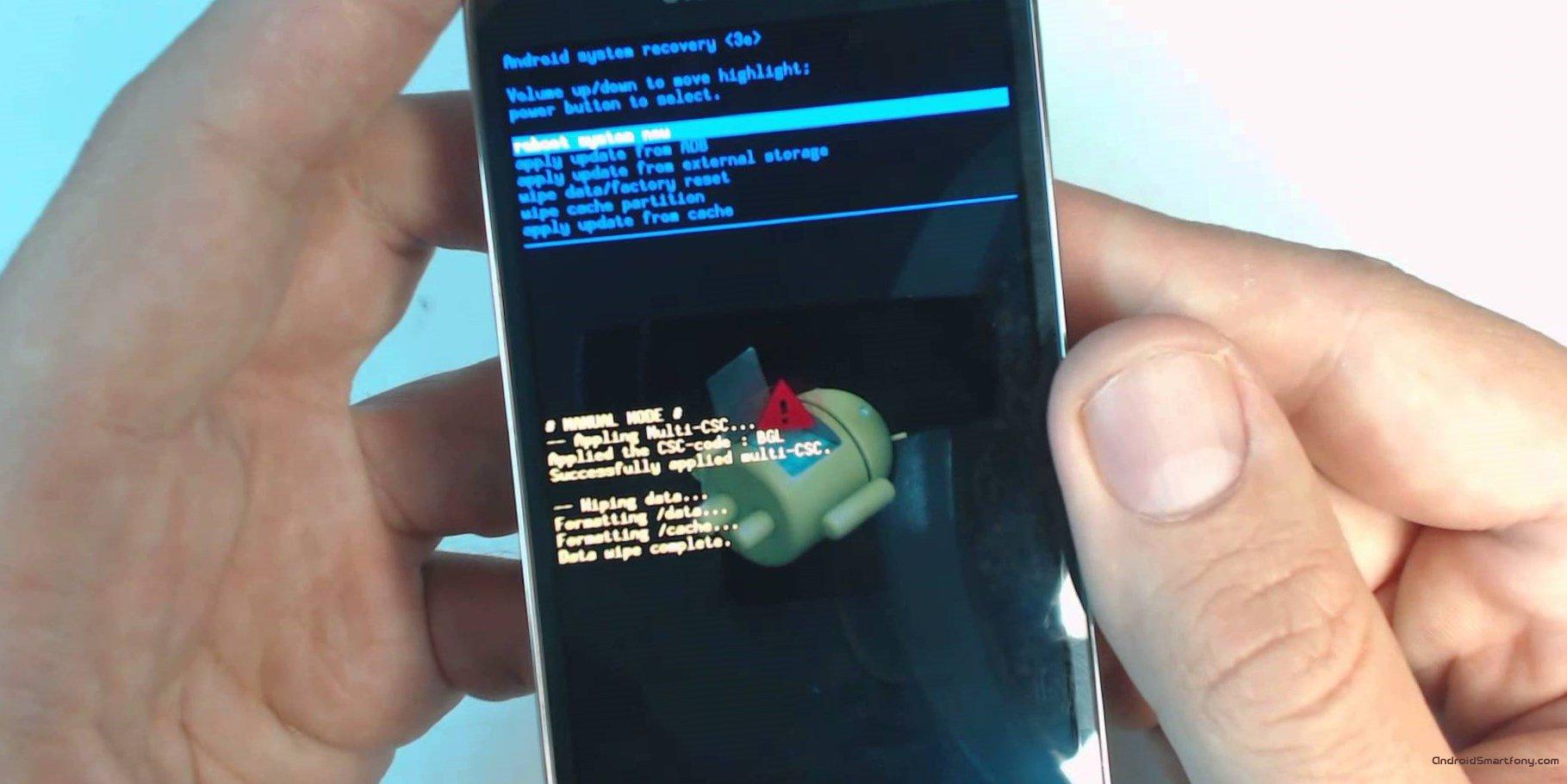 Что делать если сделал wipe system. что такое wipe cache partition на андроид и зачем он нужен
