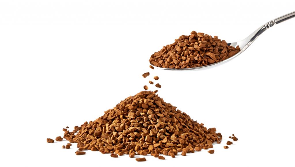 Как делают сублимированный кофе