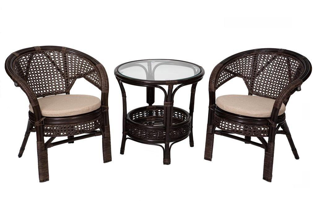 Мебель из ротанга, плюсы и минусы, разновидности, культовые модели