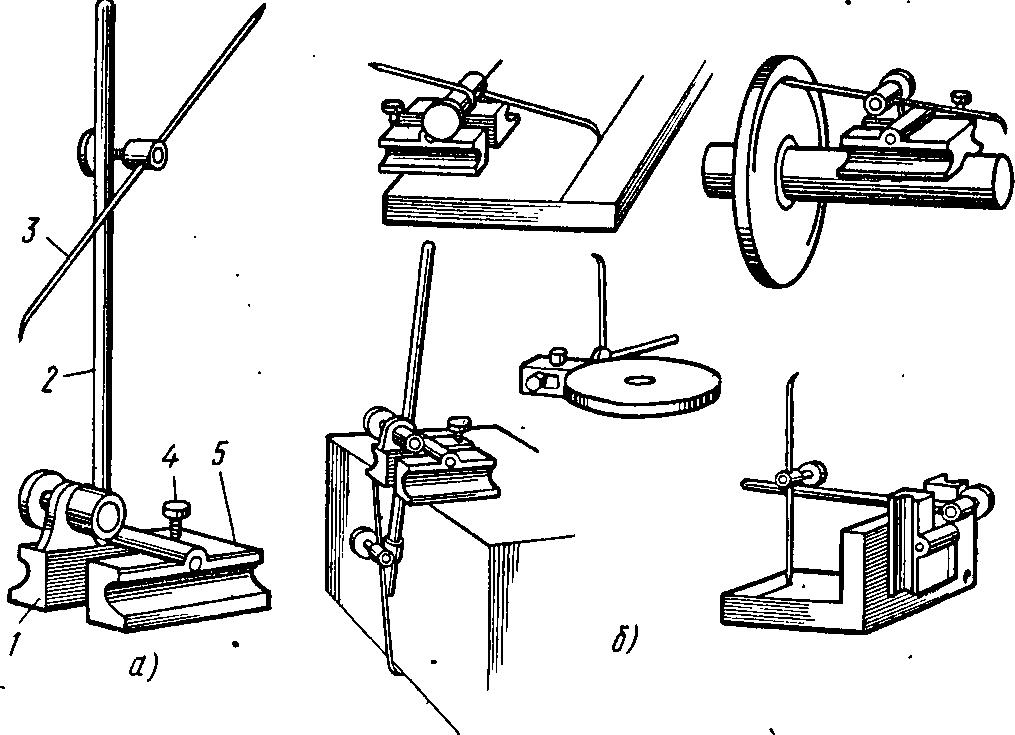 Разметка. нанесение разметки на заготовку или деталь