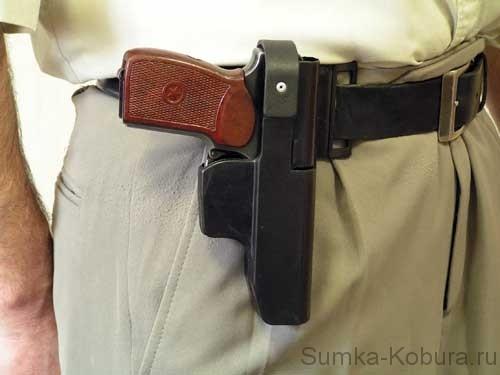 Кобура для пистолета: виды и особенности :: syl.ru