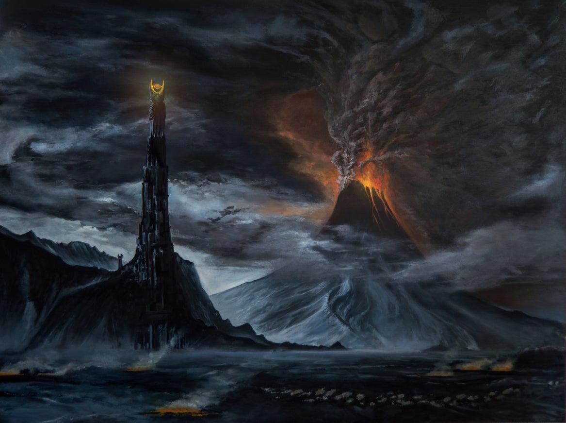 Mordor — википедия