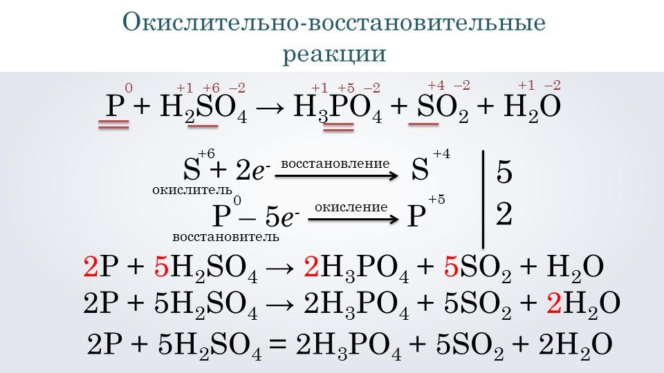 Что такое овр (химия)? овр: примеры и решение :: syl.ru