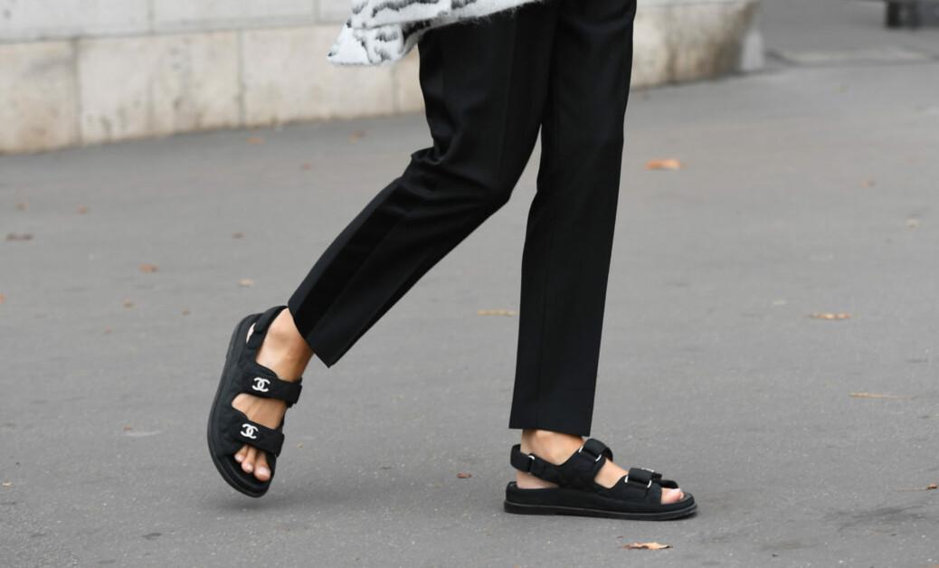 С чем носить женские биркенштоки? 150 стильных вариантов