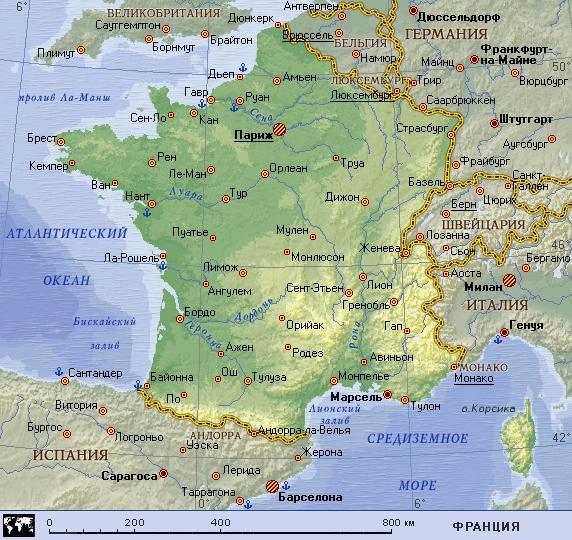 Название франции — википедия. что такое название франции