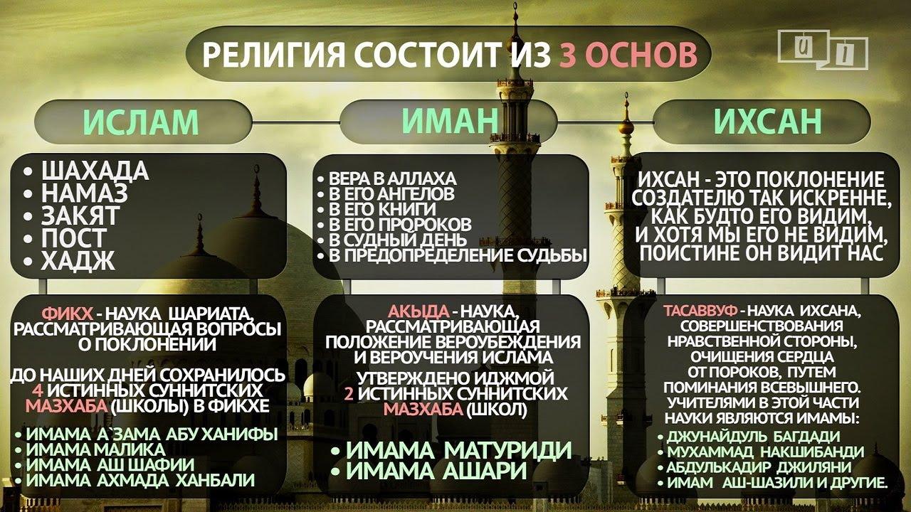 Что такое сунна в исламе