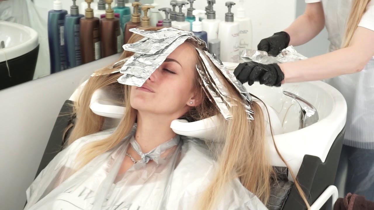 Основные виды мелирования для разных типов волос с фото и видео
