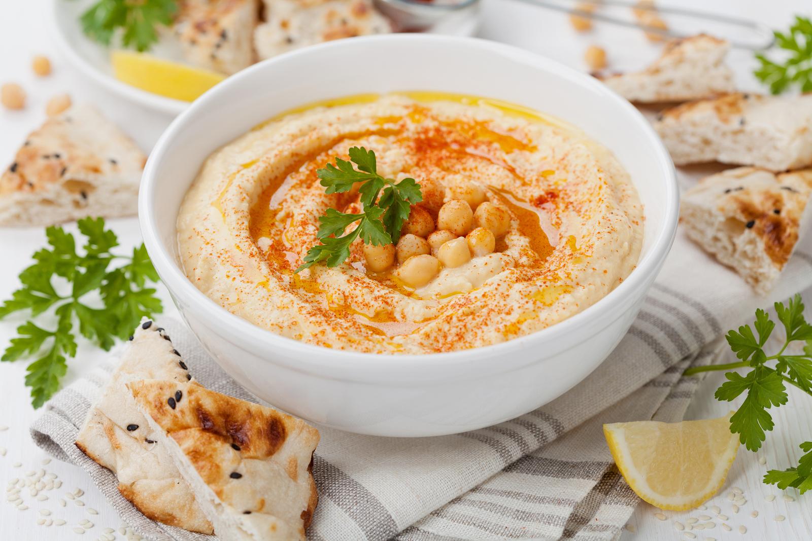 19 рецептов хумуса - моя живая еда
