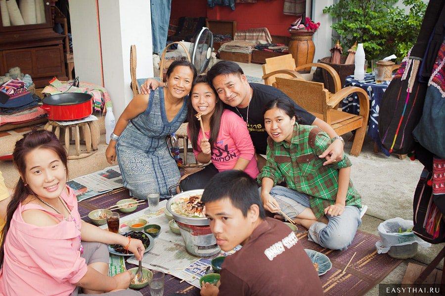 Виды тайского массажа - easythai.ru