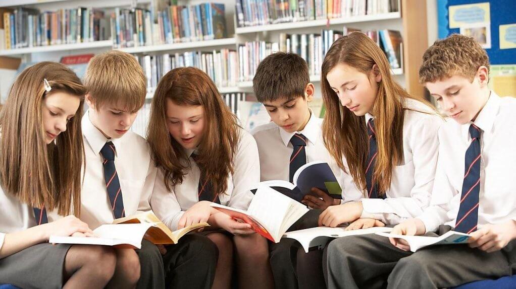 Что такое среднее образование