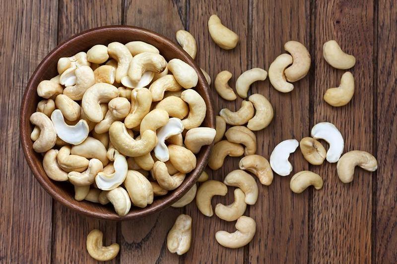 Орехи кешью – полезные свойства и калорийность
