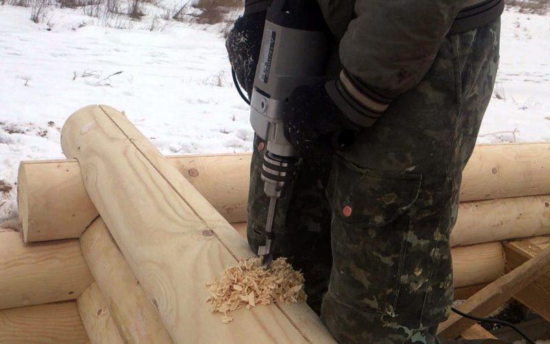 Нагеля для бруса: пошаговая инструкция изготовления. самые страшные ошибки деревянного строительства деревянные шканты для бруса установка