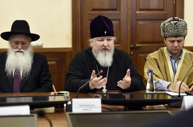 Религиозные конфессии