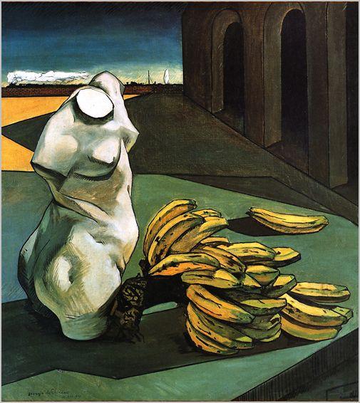 Сюрреализм — искусство из глубин подсознания человека